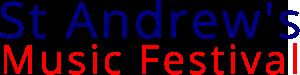 St Andrew's Music Festival logo